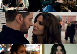 Ocean's 8 trailer: Sandra Bullock is out to steal Anne Hathway's $150m diamond necklace along with Mindy Kaling, Rihanna and Awkwafina