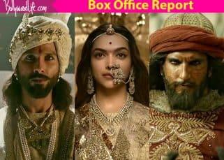 Padmaavat box office collection day 8 early estimates: Sanjay Leela Bhansali's magnum opus rakes in Rs 166.50 crore