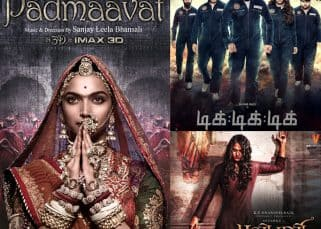 Will Padmaavat's release in Tamil and Telugu affect Bhaagamathie and Tik Tik Tik?