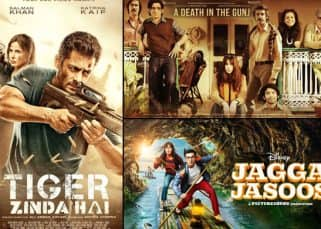 Filmfare Awards 2018: From Jagga Jasoos to Tiger Zinda Hai - here's a list of who is winning big tonight