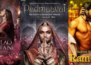 Will Padmaavat beat Ram-Leela to become the BIGGEST opener of Sanjay Leela Bhansali?