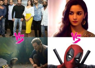 Jurassic World: Fallen Kingdom vs Race 3, Deadpool 2 vs Raazi: Check out 7 of the biggest Hollywood-Bollywood clashes of 2018