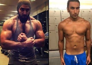 Ranveer Singh sums up his transformation from Padmaavat to Gully Boy in just one picture
