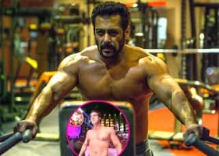 When Salman Khan went topless on National Television - watch video