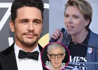 Scarlett Johansson termed a HYPOCRITE for defending Woody Allen and lashing out at James Franco