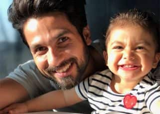 Shahid Kapoor's this picture with daughter Misha will surely make your Sunday more cheerful - view pic