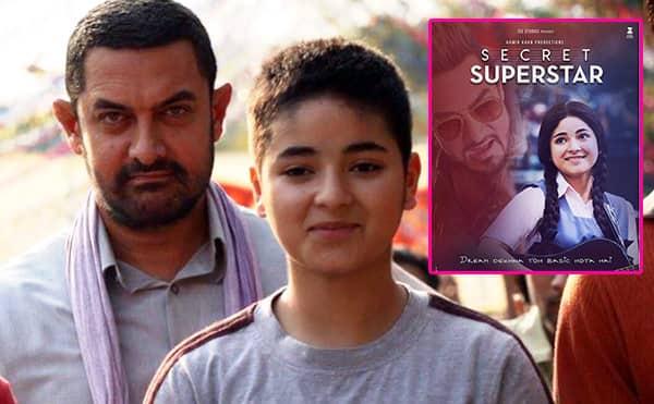 Aamir Khan Film Secret Superstar Aamir Kham In 2019 T