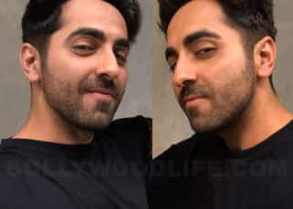 Exclusive Pic! Ayushmann Khurrana goes trendy for Badhaai Ho with a cool new hairdo
