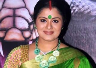 Sudha Chandran lends her voice to the character of spider for Rudra Ke Rakshak