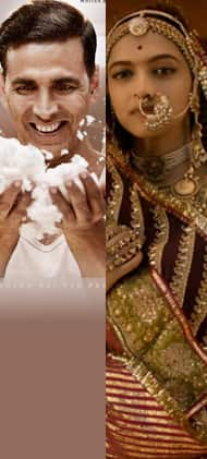 Padmavat or Padman: Which film will you watch this Republic day weekend?
