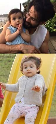 Just 10 pics from a day in Shahid Kapoor's little princess Misha's life