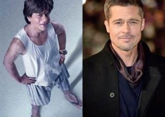 Did Shah Rukh Khan show the teaser of Zero to Brad Pitt first?