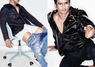 Sushant Singh Rajput is quirky, naughty and unapologetic in his latest photoshoot