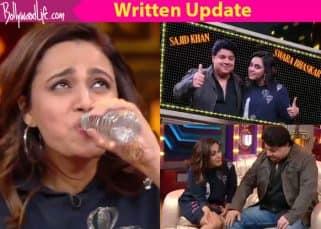 Entertainment Ki Raat : Swara Bhaskar clarifies her open letter saying she is a huge Deepika Padukone fan and just could not bear to see her die!!