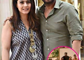 Kajol-Ajay Devgn sum up 19 years of togetherness in one picture as they celebrate their wedding anniversary