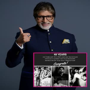 This Day That year: 49 years ago, Amitabh Bachchan signed his first film, Saat Hindustani