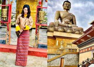 Erica Fernandes' Bhutan pictures will make you envious of her photography skills - view pics!
