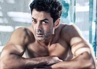 Ready, steady, go! Bobby Deol 2.0 with a ripped body and washboard abs is raring to go