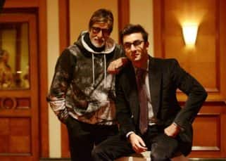Ranbir Kapoor showed the teaser of Sanjay Dutt biopic to Amitabh Bachchan and you definitely want to know how he reacted
