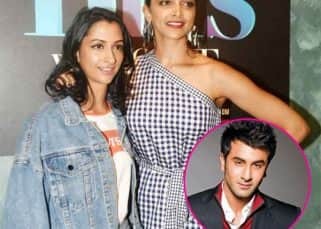 Deepika Padukone's sister Anisha Padukone has no qualms about going on a date with her sister's ex Ranbir Kapoor