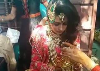 JUST IN: Dipika Kakar makes for a stunning bride in pink - watch video