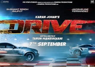 Sushant Singh Rajput and Jacqueline Fernandez's Drive to release on September 7