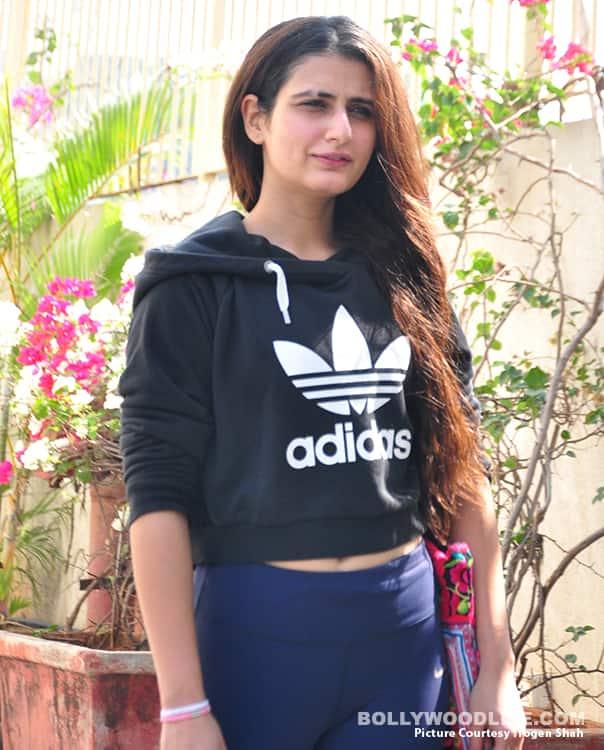 Did Fatima Sana Shaikh SHAVE Her Eyebrow 'Partially' For Thug Of Hindustan?