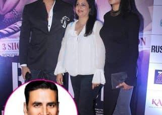 Newly-weds Gaurav Chopra and Hitisha Cheranda's first public appearance has an Akshay Kumar connect - view pic!