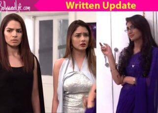 Kumkum Bhagya 5th February 2018 Written Update Of Full Episode: Pragya checkmates Aliya and Tanu leaving them aghast