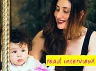 Kareena on the media craze around Taimur: I DO NOT want him to have so much attention – watch exclusive video