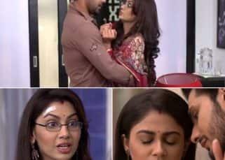 Kumkum Bhagya 2nd February 2018 Written Update Of Full Episode: Abhi wants to thank Pragya but pulls Munni into his arms