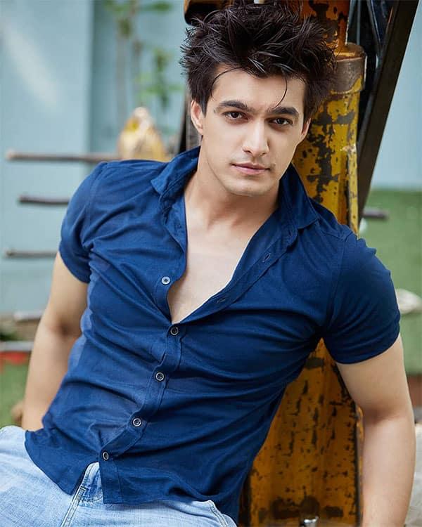 Mohsin khan love by chance
