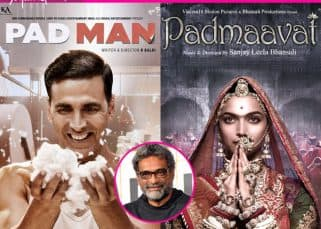 R Balki reveals the real reason behind the change in release dates of Pad Man and Padmaavat