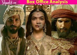 Padmaavat box office collection day 25: Ranveer - Shahid - Deepika's film crosses the Rs 275 crore mark