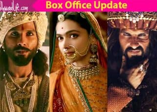 Padmaavat box office collection day 7: Ranveer - Deepika - Shahid's film enters the Rs 300 crore club at the worldwide market