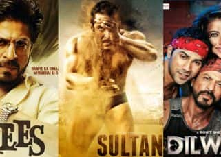 Thugs of Bollywood! Raees, Sultan, Dilwale are the most PIRATED films ever