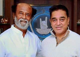 Did you know Rajinikanth knew of Kamal Haasan's political plunge before anybody else?