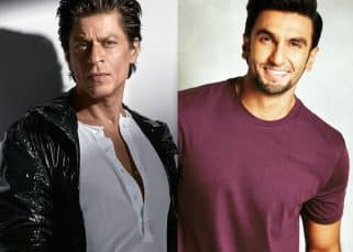When Ranveer Singh missed a call from an unknown number having 555 in it, and it belonged to Shah Rukh Khan!