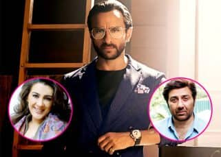When Amrita Singh IGNORED Saif Ali Khan for Sunny Deol
