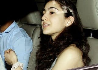 Sara Ali Khan makes her first appearance post the Kedarnath fiasco - view pics