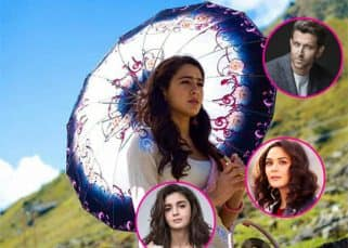 Sara Ali Khan, don't lose heart! Hrithik Roshan, Alia Bhatt's debut films were also shelved