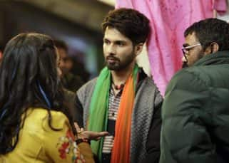 Shahid Kapoor gets into intense mode in this new still from Batti Gul Meter Chalu