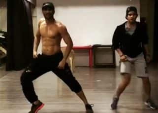 Sushant Singh Rajput grooving to 'Main Tera Boyfriend' from Raabta will make your day- watch video