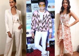 Deepika Padukone, Ranveer Singh, Anushka Sharma leave the fashion police swooning with their stunning attires