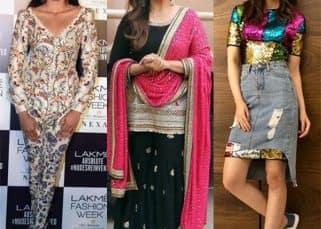 Janhvi Kapoor, Kriti Sanon and Rani Mukerji lead the Worst Dressed category this week