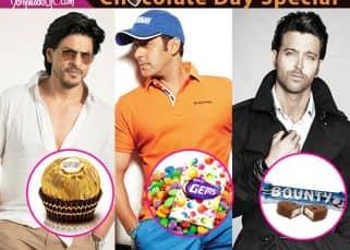 World Chocolate Day! Shah Rukh Khan, Salman Khan, Hrithik Roshan - 11 hunks who remind us of our favourite treats