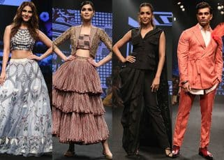 Lakme Fashion Week 2018: Vaani Kapoor, Diana Penty, Malaika Arora, Karan Singh Grover turn up the heat on day 5 - view pics