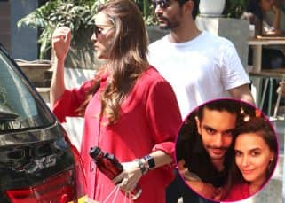 Psst! What's cooking between Neha Dhupia and Angad Bedi? View pics