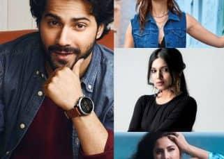 Katrina Kaif, Bhumi Pednekar, Alia Bhatt - who should be paired opposite Varun Dhawan in Rannbhoomi? Vote now!