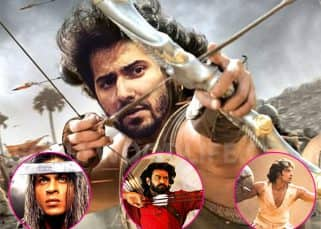 Varun Dhawan should take cues from Shah Rukh Khan, Hrithik Roshan, Prabhas to play a warrior in Rannbhoomi - here's why